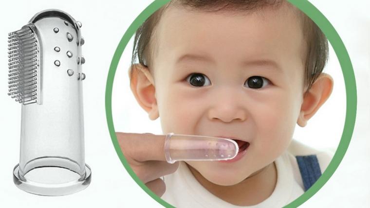 Бебешка четка за зъби – bioXtra baby