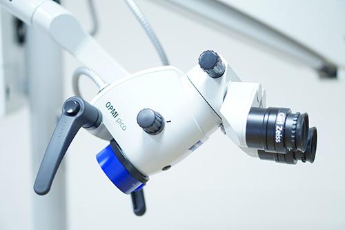 Дентален микроскоп